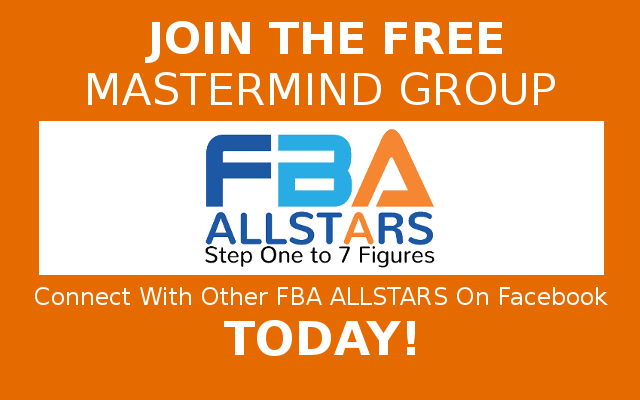 FBA ALLSTARS Amazon Facebook Group