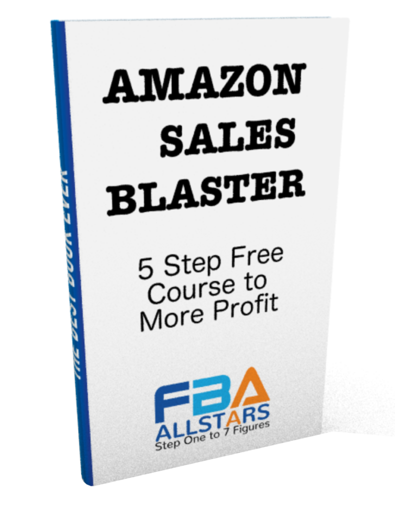 amazon sales blaster course
