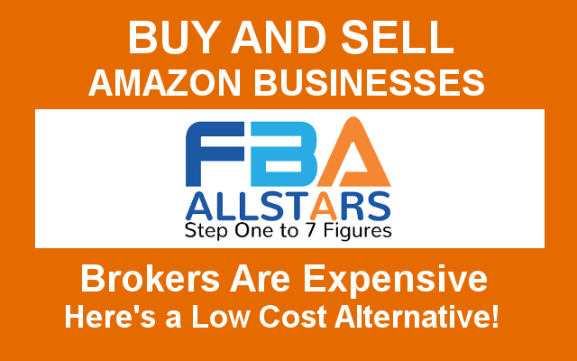 FBA ALLSTARS Top Amazon Seller Softwares